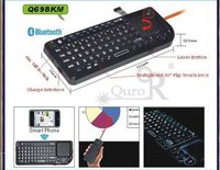 3 in 1 2.4G Wireless Bluetooth Keyboard with Touch Pad+ Laser Presenter