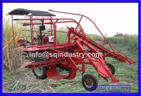 Sugarcane Harvesting Machine