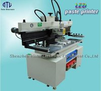 Semi-Automatic LED Paste Printer