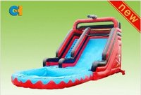 NEW 6m Height Priate Ship Inflatable Slide