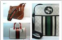 Gucci And ED Hardy Handbags