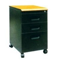 Movable Box Steel Cabinet Drawer Office Furniture