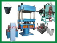 Rubber Bucket Machine
