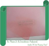40 GSM Pink Greaseproof Paper