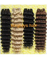 Pure Soft Deep Wave Human Hair Extension