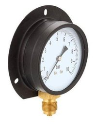 Dry Pressure Gauge With Flange