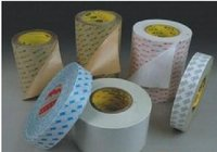 Original 3M 9080A 9075 Two Face Clear Non Woven Tapes