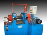 Two Roll Uni Drive Mixing Mills Machine