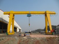 Mh Model Single Girder Gantry Cranes