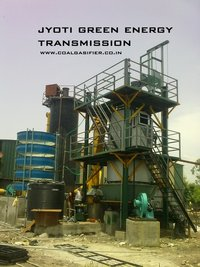 Coal Gasifier for TMT Bar