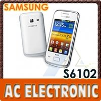 Galaxy Y Duos Unlocked Mobile Phone White (S6102)