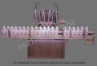4 Head To 12 Head Automatic Liquid Filling Machine