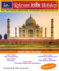 North India Tour And Travel Packages