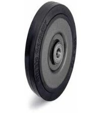 Solid Rubber Caster Wheel