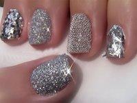 High Quality Glitter Powder For Cosmetic Hair Gel