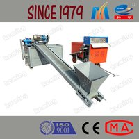 Block Making Foam Concrete Foaming Machines