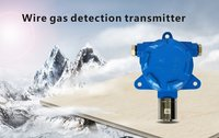 Top Range Wire Gas Detection Transmitter
