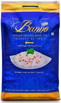 Banno Traditional Basmati Rice