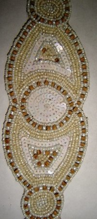 Fancy Beaded Belt