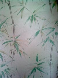 NEW JUPITER BAMBOO DESIGN PVC FOAM WALLPAPER
