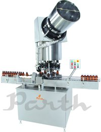 Automatic Multi Head Ropp Cap Sealing Machine