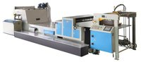 Fully Automatic High-speed UV Spot Varnishing Machine
