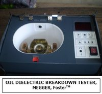 Electirc Liquid Dielectric Strength Testing Equipment