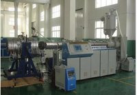 PE Water/Gas Supply Pipe Production Line