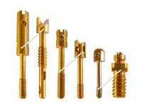 Brass Meter Screw And Mixture Parts