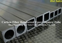 Carbon Fiber Square Tube/Pipe