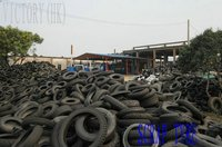 Waste Tyres Recycling Machine