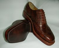 Bespoke Goodyear Welted Leather Shoes