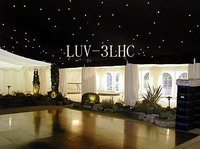 LUV-LHC406 LED Star Cloth
