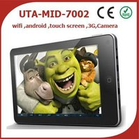 7inch Tablet Pc With Android Os, Wifi, Camera