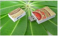 Organic Fibers OEM USB Flash Drive