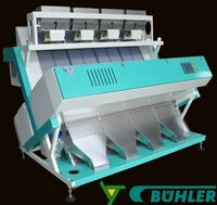 Buhler-YJT Rice/Wheat Color Sorter Sorting Sortex Machinery