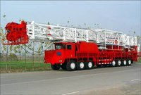 ZJ30DB/1700CZ Truck Mounted Drilling Rig