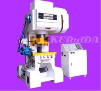 High-Speed Punching Machine (25 Ton)