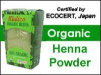 Organic Natural Henna Powder
