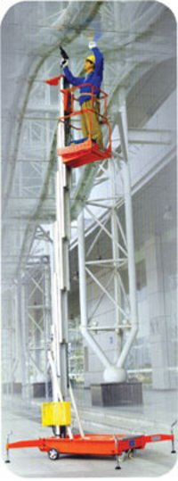 Stationary Aluminum Hydraulic Lift