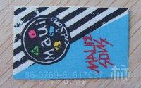 Silk Printed Care Labels