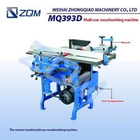 Mq393d Multi-Use Woodworking Machine