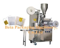 Automatic Tea Bags Making Machine With String And Tag