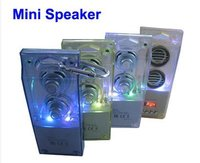 Mini Speaker Transparent