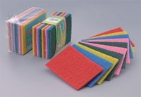 Color Assorted Medium Duty Scouring Pad