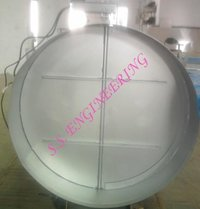 Motorized Round Damper