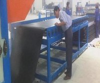 Elastomeric Closed Cell Rubber Insulation Sheet Production Line