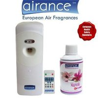 Air Freshener Dispenser With Refill - Magnolia