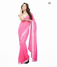 Designer Blouses For Georgette Saree