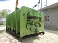 Hydraulic Press For Rubber Conveyor Belt